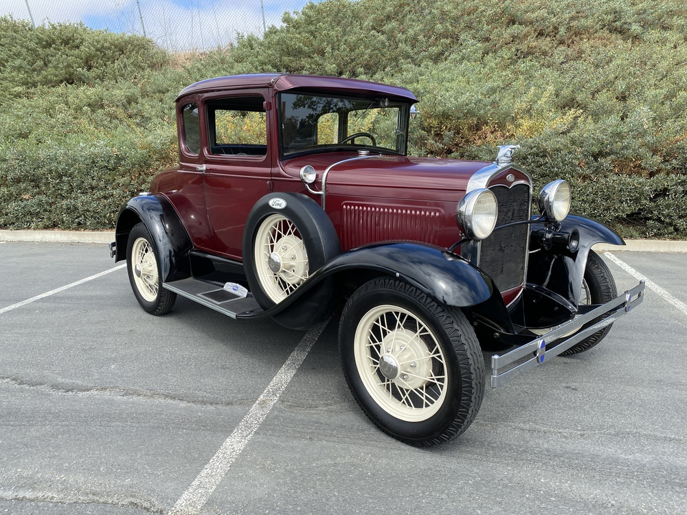 1931 Ford Model A 2 Door Coupe for sale
