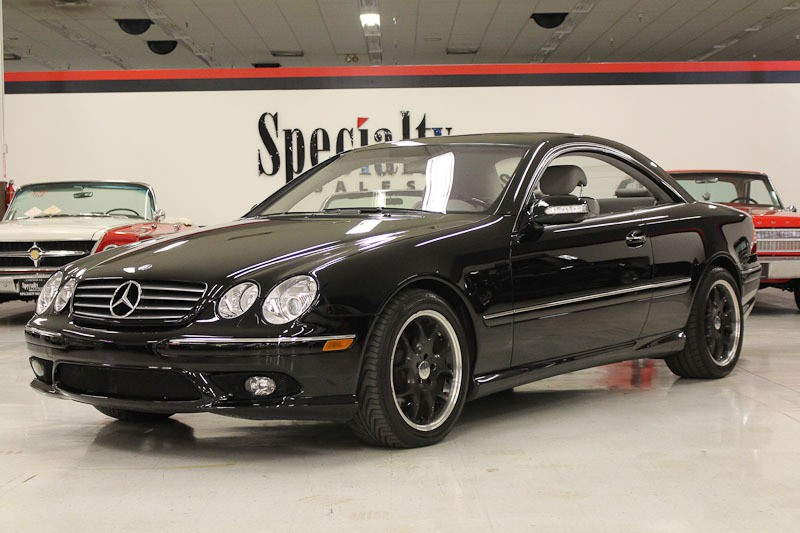 Mercedes benz vehicles specialty sales classics for Mercedes benz cl 300 for sale