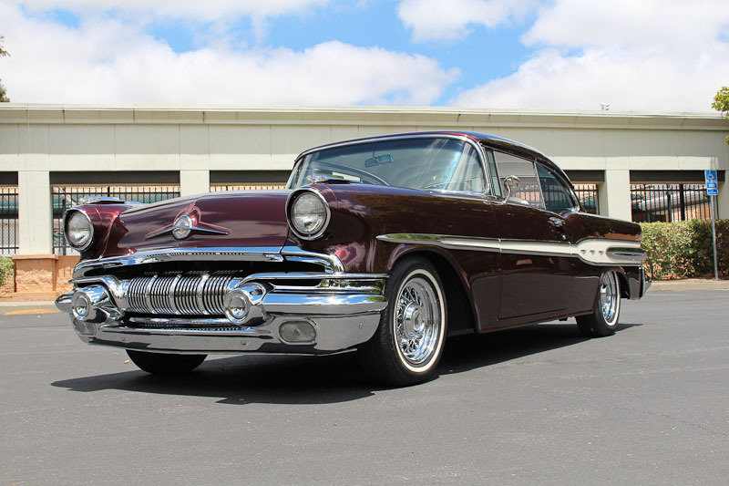 1957 Pontiac Chieftain Catalina   2 Door Hardtop for sale