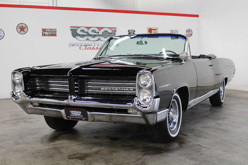 1964 Pontiac Bonneville No trim field 2 Door Convertible for sale