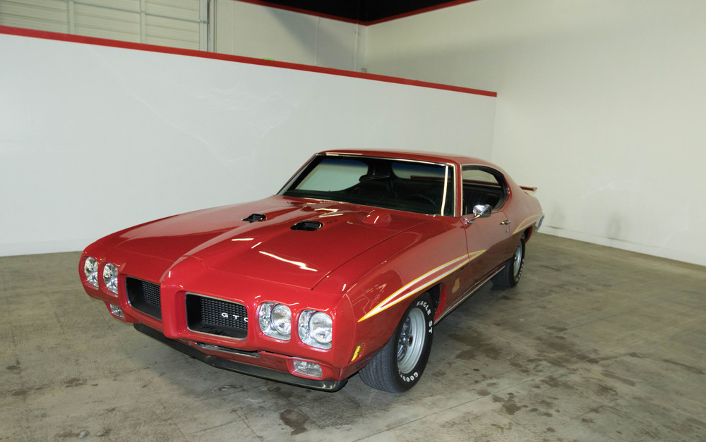 1970 Pontiac GTO 2 Door Hardtop (Judge) for sale
