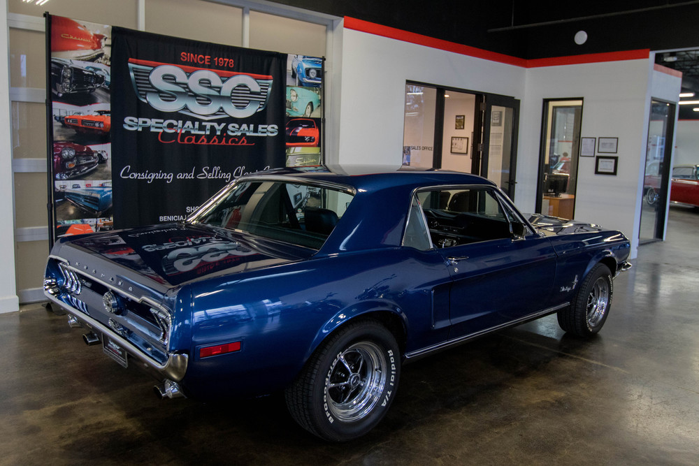 1968 Ford Mustang No trim field 2 Door Coupe for sale