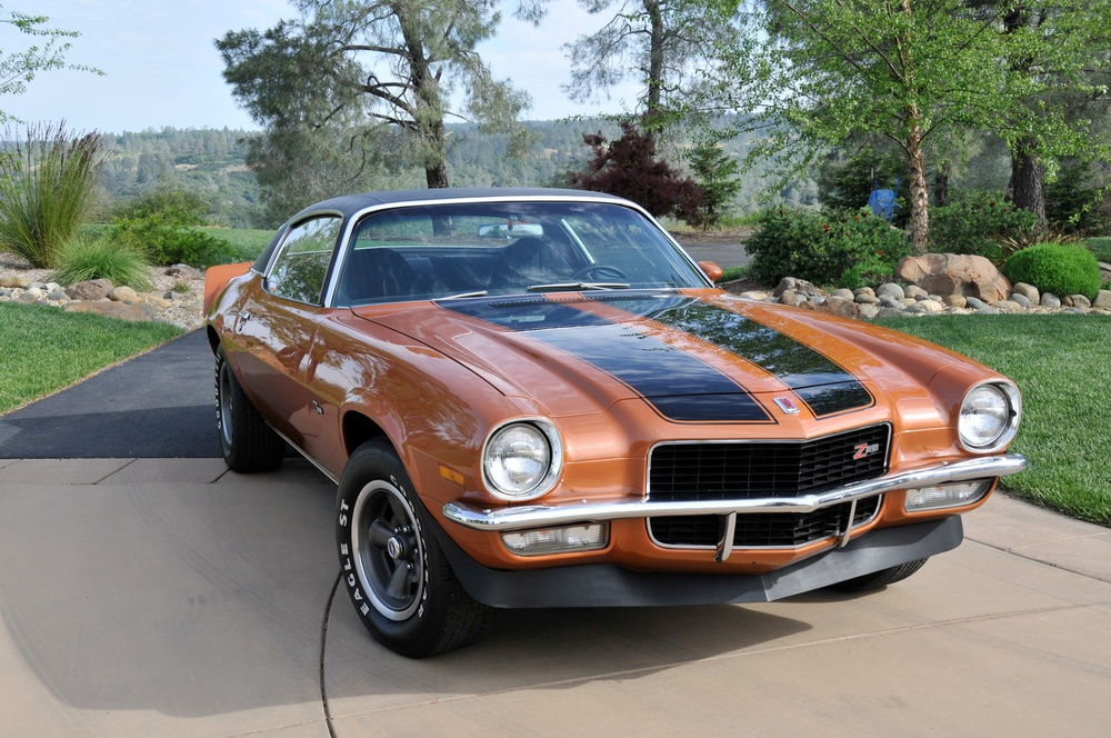 1971 Chevrolet Camaro Z28 2 Door Coupe for sale