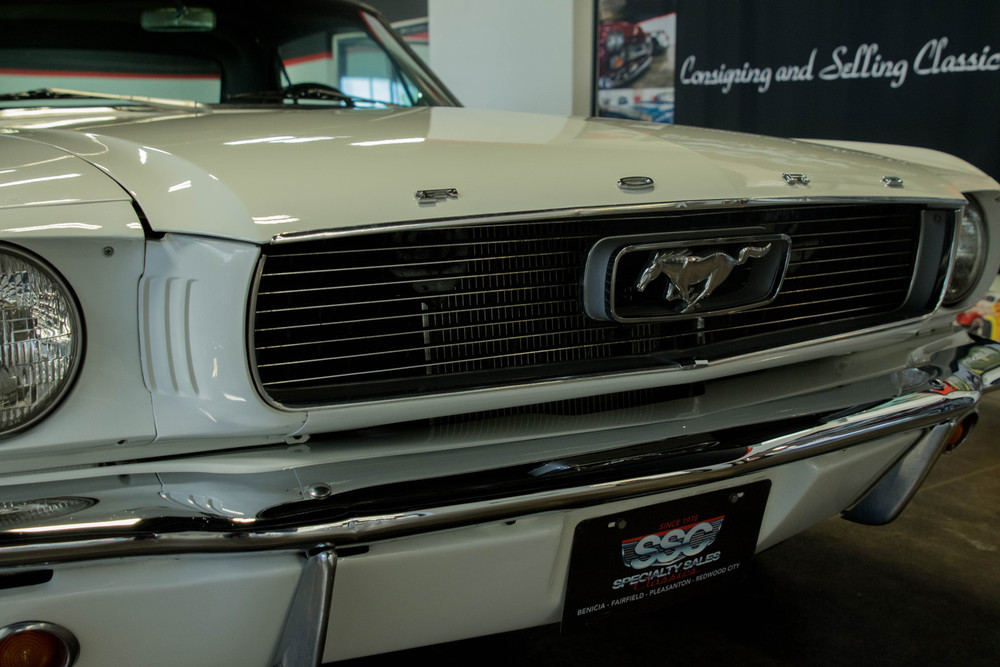 1966 Ford Mustang No trim field 2 Door Coupe for sale