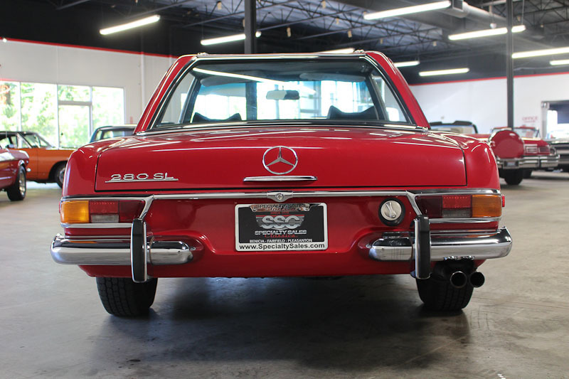 1970 Mercedes Benz 280SL 2 Door Roadster for sale
