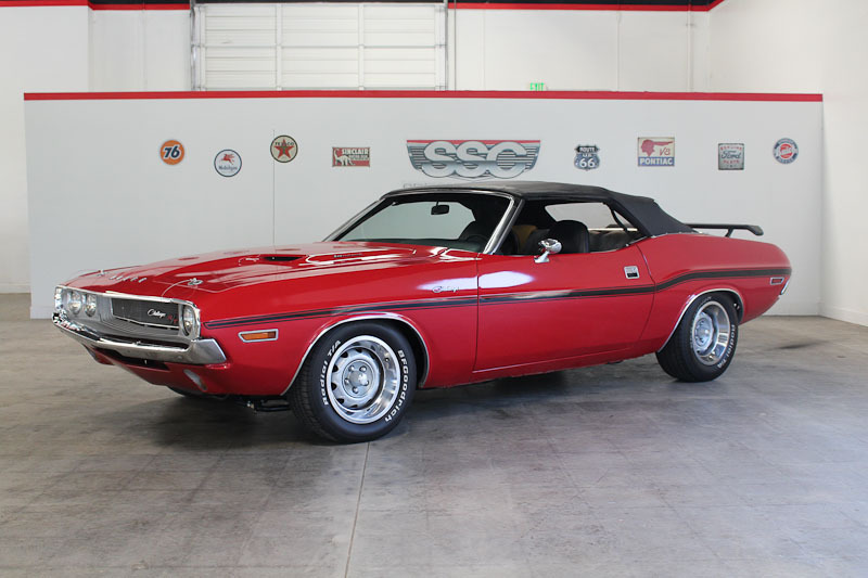 1970 Dodge Challenger No trim field 2 Door Convertible for sale