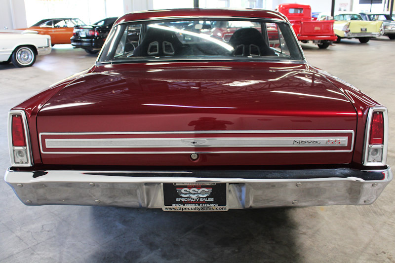 1967 Chevrolet Nova No trim field 2 Door Hardtop for sale