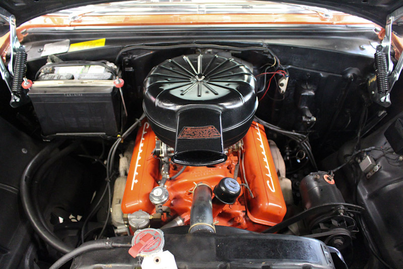 1956 Chevrolet Bel Air No trim field 2 Door Convertible for sale