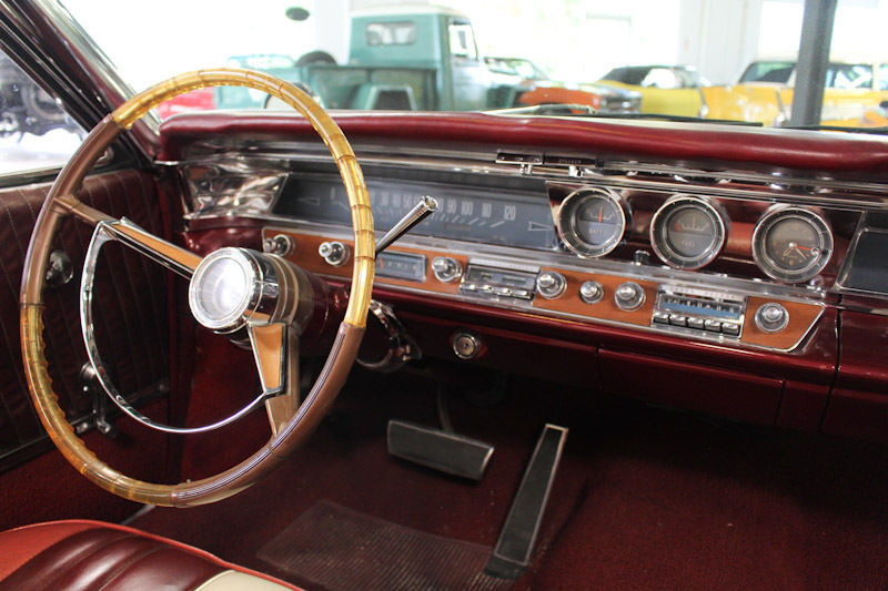 1963 Pontiac Bonneville No trim field 2 Door Convertible for sale