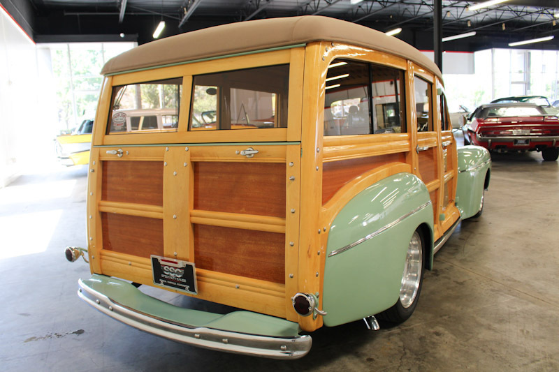 1942 Ford Deluxe Woodie 4 Door Station Wagon for sale