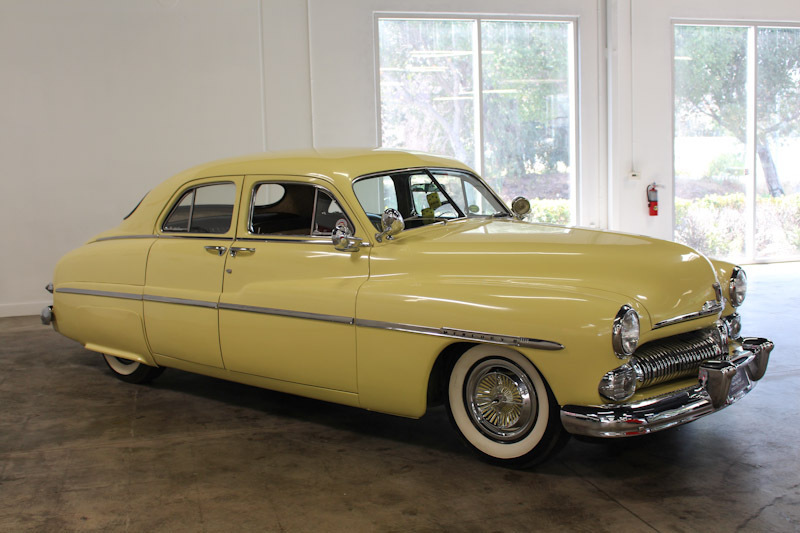 1950 Mercury M74 Sport 4 Door Sedan for sale