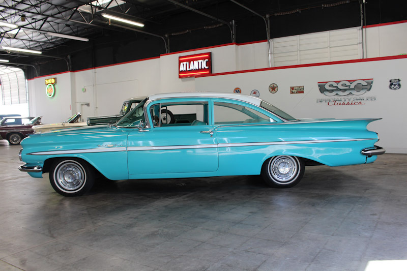 1959 Chevrolet Bel Air 2 Door Sedan 2 Door Sedan for sale