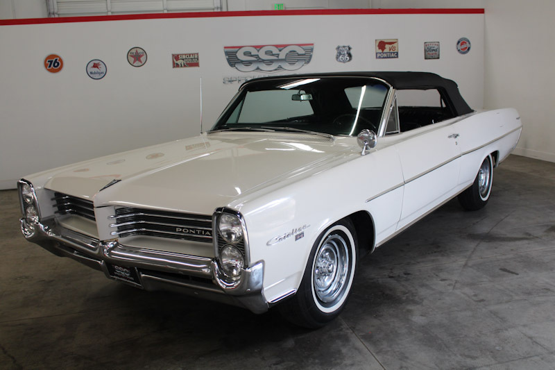 1964 Pontiac Catalina 2 Door 2 Plus 2 - Convertible for sale