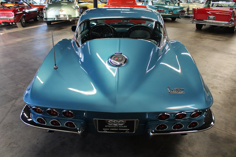 1966 Chevrolet Corvette Sting Ray 2 Door Coupe for sale