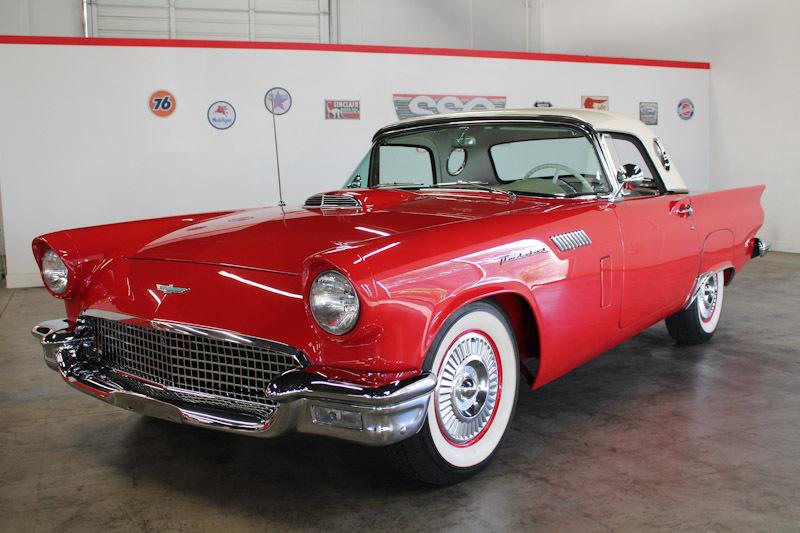 1957 Ford Thunderbird No trim field 2 Door w/Removable Hardtop for sale
