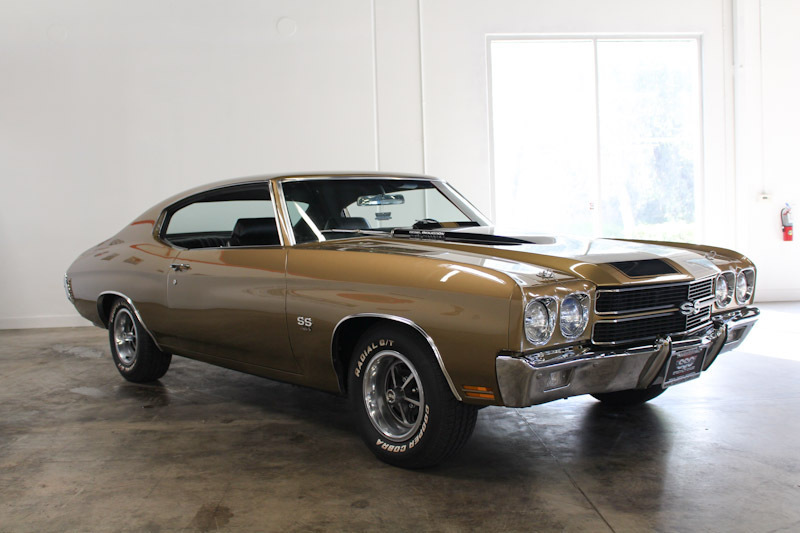 1970 Chevrolet Chevelle Super Sport 2 Door Hardtop for sale