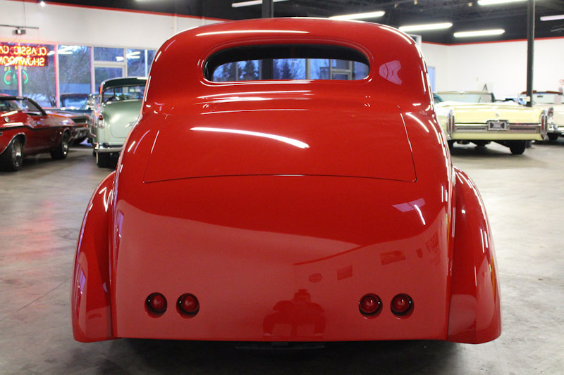 1936 Chevrolet FA 5-Window 2 Door Coupe for sale