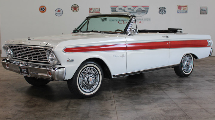1964 Ford Falcon Futura Sprint 2 Door Convertible for sale