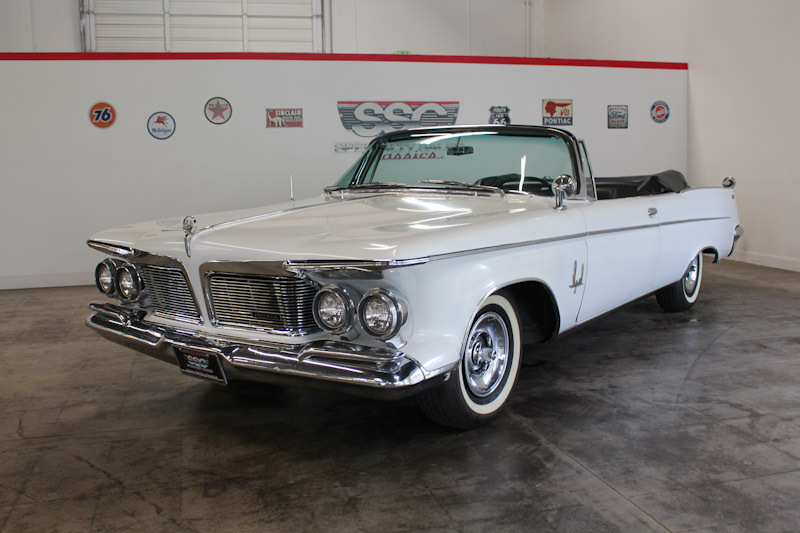 1962 Chrysler Imperial Crown 2 Door Convertible for sale