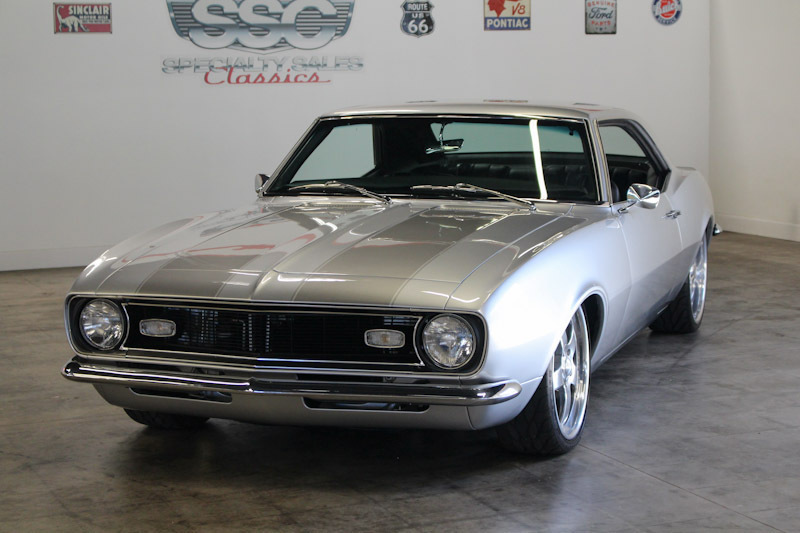 1968 Chevrolet Camaro 2 Door Coupe for sale