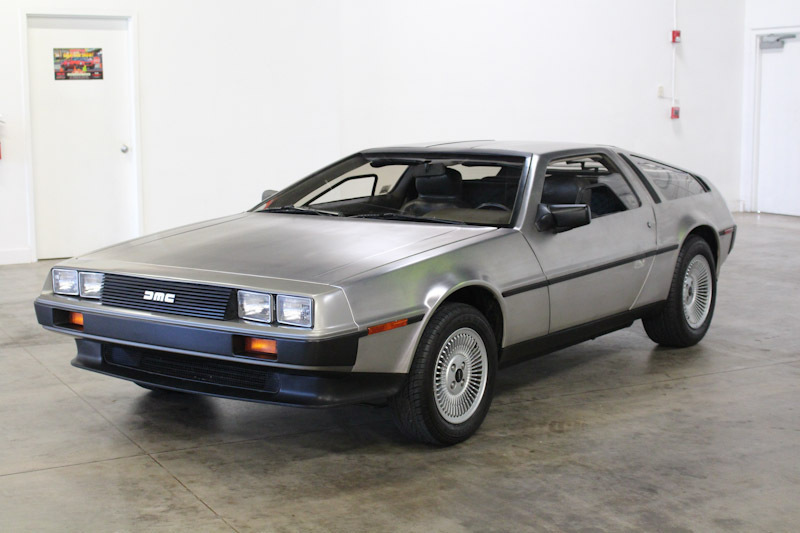 1981 Delorean DMC-12 Gullwing No trim field 2 Door Sports Coupe for sale
