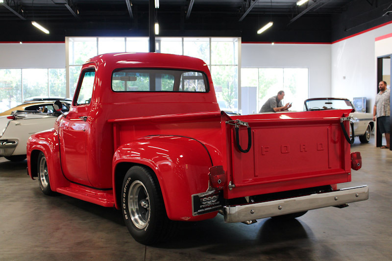 1955 Ford F100 1/2 Ton 2 Door Pickup Shortbed for sale