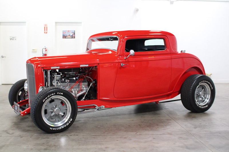 1932 Ford Deuce No trim field 2 Door Coupe for sale