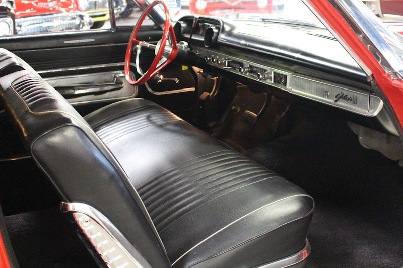 1963 Ford Galaxie 500 2 Door Hardtop Fastback for sale