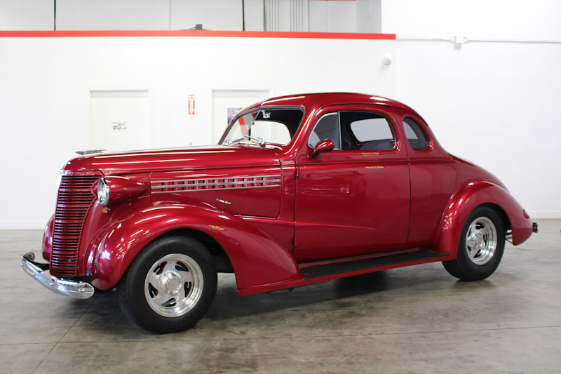 1938 Chevrolet HA Master Deluxe 2 Door Coupe for sale