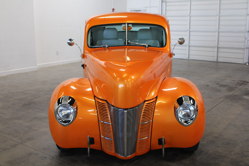 1940 Ford Deluxe Business 2 Door Coupe for sale