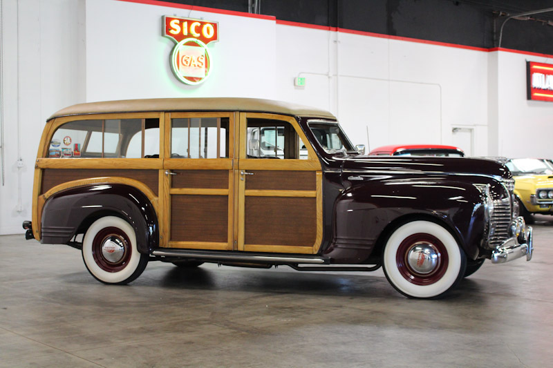 1941 Plymouth Special Deluxe Woodie 4 Door Station Wagon for sale