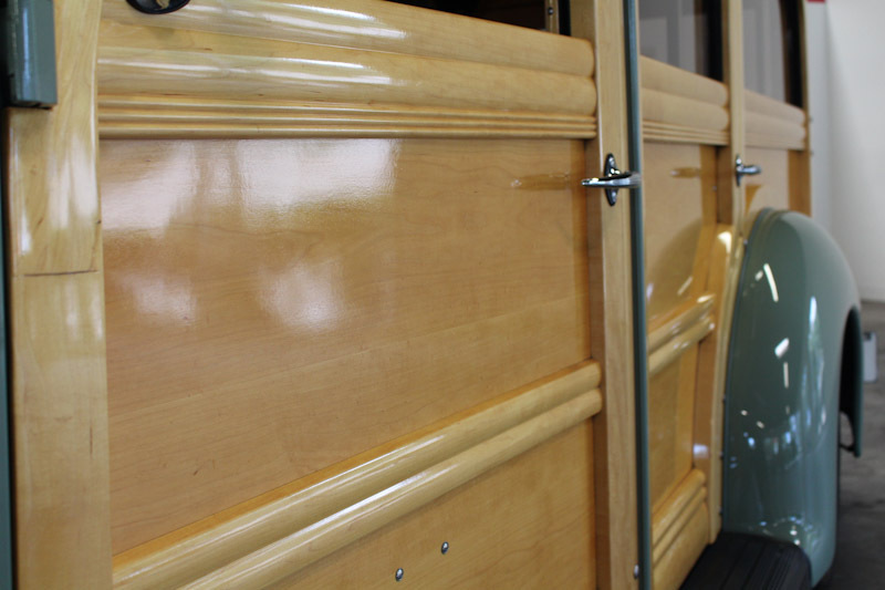 1940 Ford Deluxe Woodie 4 Door Station Wagon for sale