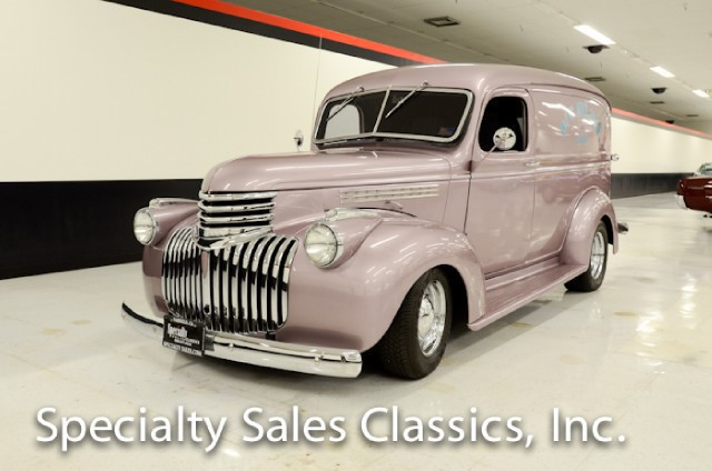 a8a9f55aea 1946 Chevrolet 3100 1 2 Ton 2 Door Panel Delivery for sale ...