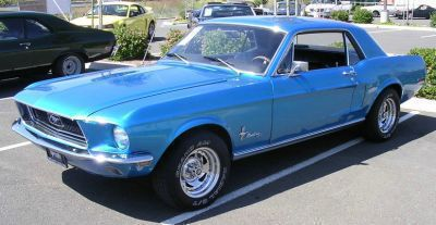 1968 Ford Mustang 2 Door Coupe for sale