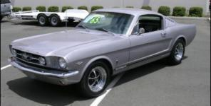1965 Ford Mustang 2 Door Fastback for sale