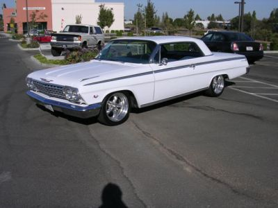 1962 Chevrolet Impala 2 Door Coupe for sale