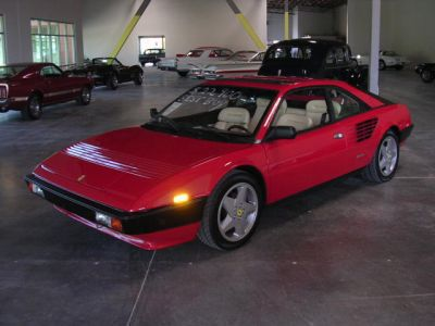 1985 Ferrari Mondial Quattro Valve 2 Door Coupe for sale