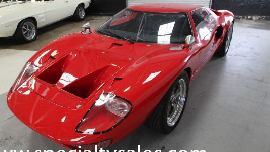Ford Gt Mark I  Door Coupe Sold