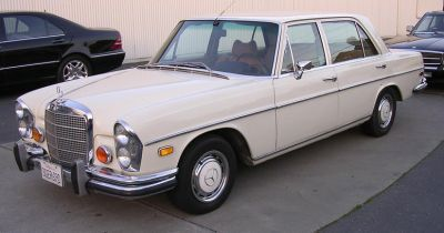 1972 Mercedes-Benz 280SEL 4 Door Sedan 4.5 for sale