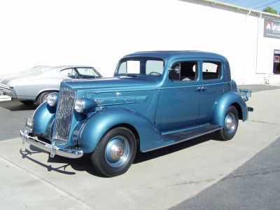 1937 Packard 115 C 2 Door Touring Coupe for sale