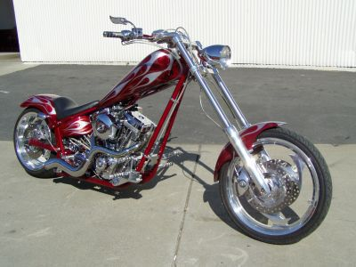 2003 Motorcycle Chopper for sale