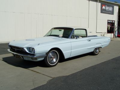 1966 Ford Thunderbird 2 Door Convertible for sale