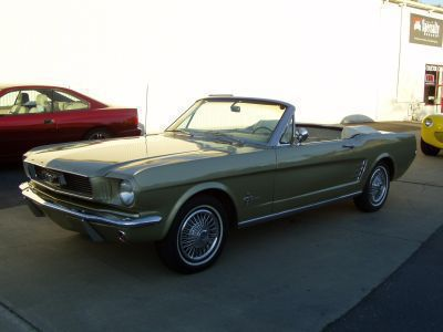1966 Ford Mustang 2 Door Convertible for sale